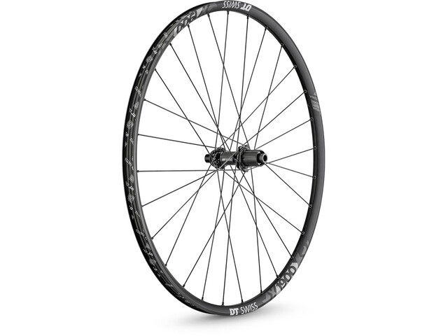 "DT Swiss X 1900 Spline Rear Wheel 29"" Disc CL 142/12mm Thru-Axle SRAM black"